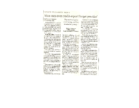Man Sues Over Credit-report Target Practice (Albuquerque Tribune, July 17, 1998